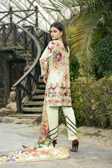BC-02 - BELLA COLLECTION - 3 PIECE SUIT 2020-Three Piece Suit-SAFWA -SAFWA Brand Pakistan online shopping for Designer Dresses SAFWA DRESS DESIGN, DRESSES, PAKISTANI DRESSES,