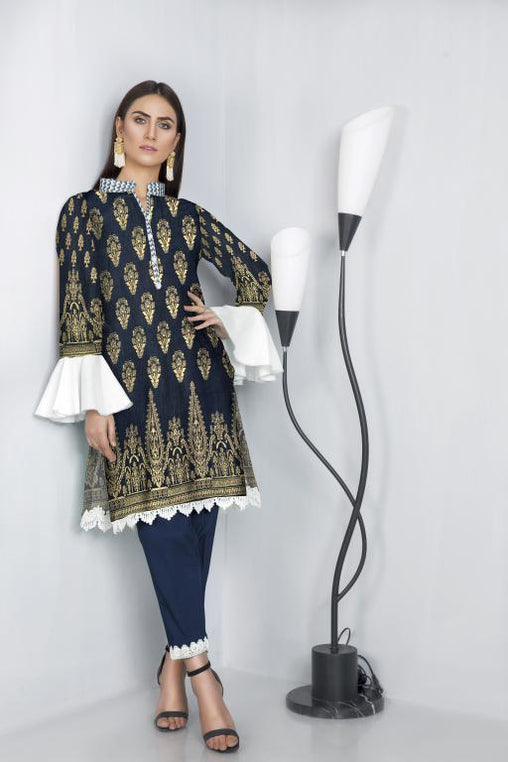 JC-03-SAFWA JACQUARD COTTON 2-PIECE COLLECTION 2020- Safwa |Dresses| Pakistani Dresses| Fashion|Online Shopping