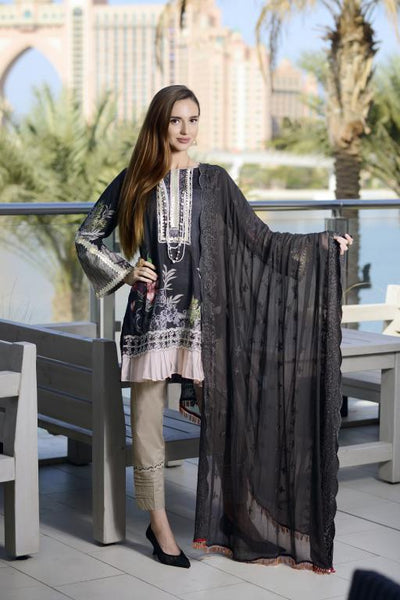 SN-04 - SANRITA COLLECTION VOL 1 3 PIECE SUIT 2020-Three Piece Suit-SAFWA -SAFWA Brand Pakistan online shopping for Designer Dresses SAFWA DRESS DESIGN, DRESSES, PAKISTANI DRESSES
