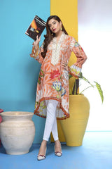 DM-06 -SAFWA DIGITAL PRINTED LAWN-MESURI COLLECTION-DIGITAL LAWN SHIRT - Safwa-Pakistani Dresses-Dresses-Kurti-Shop Online