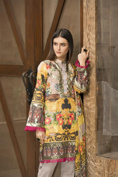 BC-06 - BELLA COLLECTION - 3 PIECE SUIT 2020-Three Piece Suit-SAFWA -SAFWA Brand Pakistan online shopping for Designer Dresses SAFWA DRESS DESIGN, DRESSES, PAKISTANI DRESSES