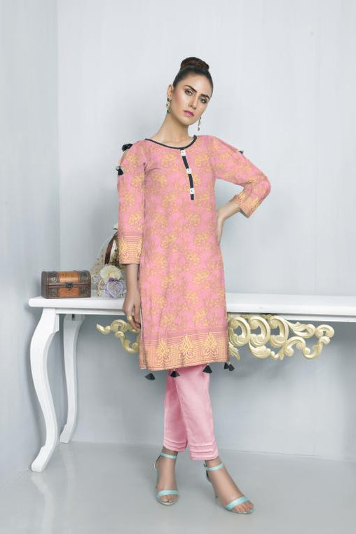 JC-06-SAFWA JACQUARD COTTON 2-PIECE COLLECTION 2020- Safwa |Dresses| Pakistani Dresses| Fashion|Online Shopping