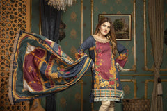 SL-08 -SAFWA LAWN-SALVIA COLLECTION VOL 01 2020 - PRINTED -2 PIECE DRESS - Safwa |Dresses| Pakistani Dresses| Fashion|Online Shopping