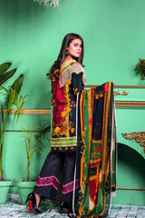 SB-03 - SAFWA OBEN COLLECTION VOL 1 2020 - 3 PIECE SUMMER DRESS COLLECTION