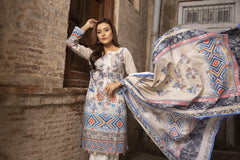 SAFWA DRESS DESIGN, DRESSES, PAKISTANI DRESSES, PR-21 - PRAHA COLLECTION - 3 PIECE SUIT 2019-Three Piece Suit-SAFWA -SAFWA Brand Pakistan online shopping for Designer Dresses