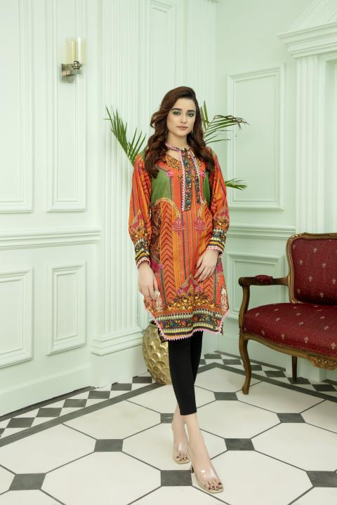 DKS-108 - SAFWA DIGITAL KARANDI COLLECTION VOL 1 2020 -SAFWA SHIRT | KURTI | COLLECTION -SAFWA Brand Pakistan online shopping for Designer Dresses SAFWA DRESS DESIGN, DRESSES, PAKISTANI DRESSES