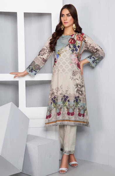 SP-11-SAFWA PREMIUM LAWN-SERENE PLUS COLLECTION-DIGITAL 2 PIECE - Safwa-Pakistani Dresses-Dresses-Kurti-Shop Online