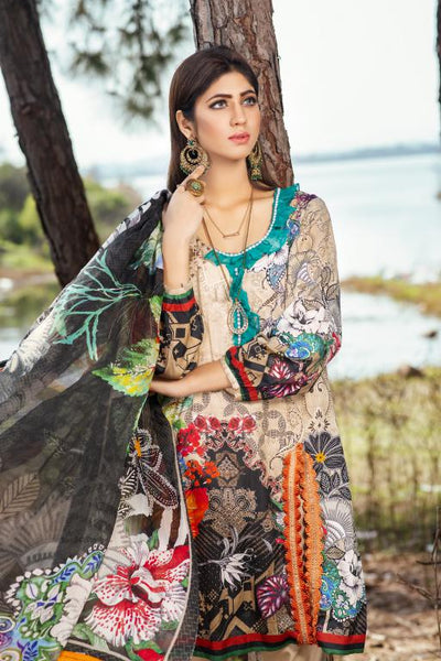 BC-11 - BELLA COLLECTION - 3 PIECE SUIT 2020-Three Piece Suit-SAFWA -SAFWA Brand Pakistan online shopping for Designer Dresses SAFWA DRESS DESIGN, DRESSES, PAKISTANI DRESSES