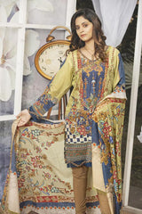 SL-17 -SAFWA LAWN-SALVIA COLLECTION VOL 03 2020 - PRINTED -2 PIECE DRESS - Safwa |Dresses| Pakistani Dresses| Fashion|Online Shopping