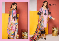 MCA 20 - SAFWA DIGITAL MODALLE 3 PIECE PRINT COLLECTION -SHIRT Trouser and Duptta |SAFWA DRESS DESIGN| DRESSES| PAKISTANI DRESSES| SAFWA -SAFWA Brand Pakistan online shopping for Designer Dresses