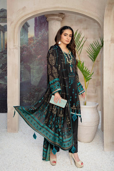 JC-22 - SAFWA JACQUARD COTTON COLLECTION VOL 3 2020 - 3 PIECE DRESS - Safwa | Dresses | Pakistani Dresses | Fashion| Online Shopping