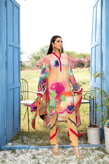 SM-24 - SAFWA DIGITAL EMBROIDERED 3 PIECE MODA COLLECTION -SHIRT Trouser and Duptta |SAFWA DRESS DESIGN| DRESSES| PAKISTANI DRESSES| SAFWA -SAFWA Brand Pakistan online shopping for Designer Dresses