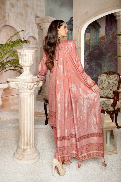 JC-25 - SAFWA JACQUARD COTTON COLLECTION VOL 3 2020 - 3 PIECE DRESS - Safwa | Dresses | Pakistani Dresses | Fashion| Online Shopping
