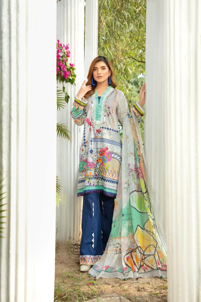 BL-26 - BELLA COLLECTION - 3 PIECE SUIT 2020-Three Piece Suit-SAFWA -SAFWA Brand Pakistan online shopping for Designer Dresses SAFWA DRESS DESIGN, DRESSES, PAKISTANI DRESSES