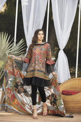 SL-26 -SAFWA LAWN-SALVIA COLLECTION VOL 04 2020 - PRINTED -2 PIECE DRESS - Safwa |Dresses| Pakistani Dresses| Fashion|Online Shopping