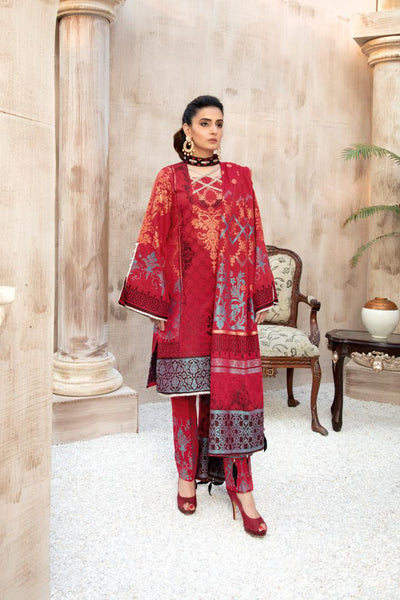 JC-26 - SAFWA JACQUARD COTTON COLLECTION VOL 3 2020 - 3 PIECE DRESS - Safwa | Dresses | Pakistani Dresses | Fashion| Online Shopping