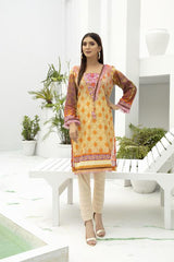 SSC-26 - SAFWA PREMIUM LAWN - STELLER COLLECTION Vol 3 2020 - EMBROIDERY DIGITAL - SHIRTS - Shirt-Kurti - safwa