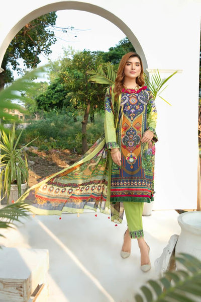 BL-27 - BELLA COLLECTION - 3 PIECE SUIT 2020-Three Piece Suit-SAFWA -SAFWA Brand Pakistan online shopping for Designer Dresses SAFWA DRESS DESIGN, DRESSES, PAKISTANI DRESSES
