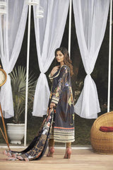 SL-28 -SAFWA LAWN-SALVIA COLLECTION VOL 04 2020 - PRINTED -2 PIECE DRESS - Safwa |Dresses| Pakistani Dresses| Fashion|Online Shopping