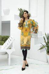 SSC-30 - SAFWA PREMIUM LAWN - STELLER COLLECTION Vol 3 2020 - EMBROIDERY DIGITAL - SHIRTS - Shirt-Kurti - safwa