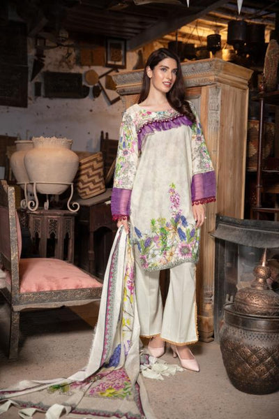 PR-30 -SAFWA PRAHA COLLECTION VOL 5 2020 - 3 PIECE SUIT | DRESS COLLECTION