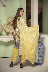 KR 30 - SAFWA DIGITAL KHADDAR 3 PIECE  PRINT COLLECTION -SHIRT Trouser and Duptta |SAFWA DRESS DESIGN| DRESSES| PAKISTANI DRESSES| SAFWA -SAFWA Brand Pakistan online shopping for Designer Dresses