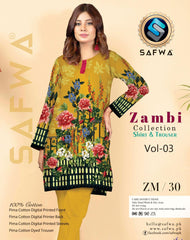 ZM-30-SAFWA COTTON-ZAMBI COLLECTION