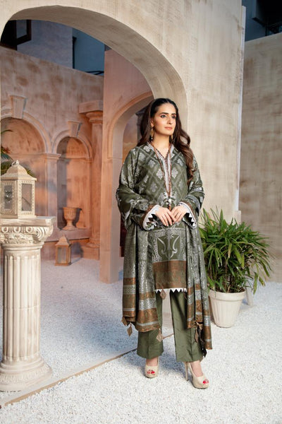 JC-31 - SAFWA JACQUARD COTTON COLLECTION VOL 3 2020 - 3 PIECE DRESS - Safwa | Dresses | Pakistani Dresses | Fashion| Online Shopping