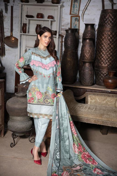 PR-31 -SAFWA PRAHA COLLECTION VOL 5 2020 - 3 PIECE SUIT | DRESS COLLECTION