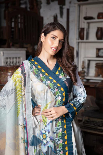PR-32 -SAFWA PRAHA COLLECTION VOL 5 2020 - 3 PIECE SUIT | DRESS COLLECTION