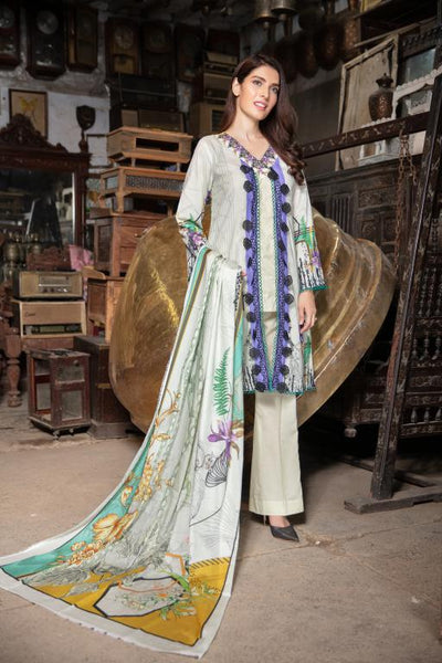 PR-33 -SAFWA PRAHA COLLECTION VOL 5 2020 - 3 PIECE SUIT | DRESS COLLECTION