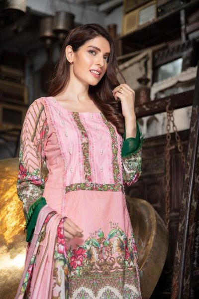 PR-34 -SAFWA PRAHA COLLECTION VOL 5 2020 - 3 PIECE SUIT | DRESS COLLECTION