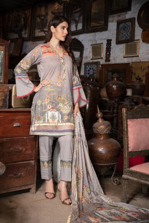 PR-36 -SAFWA PRAHA COLLECTION VOL 5 2020 - 3 PIECE SUIT | DRESS COLLECTION