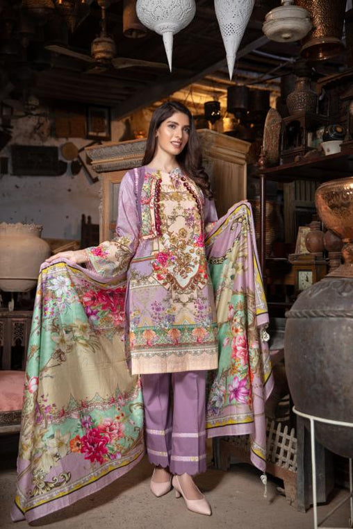 PR-39 -SAFWA PRAHA COLLECTION VOL 5 2020 - 3 PIECE SUIT | DRESS COLLECTION