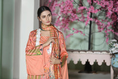 MC 42 - SAFWA DIGITAL MODALLE 3 PIECE PRINT COLLECTION -SHIRT Trouser and Duptta |SAFWA DRESS DESIGN| DRESSES| PAKISTANI DRESSES| SAFWA -SAFWA Brand Pakistan online shopping for Designer Dresses