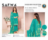 JC 44 - SAFWA 3-PIECE JACQUARD COLLECTION VOL 07 2019 - 3 PIECE DRESS COLLECTION