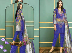 SL-61-SAFWA LAWN-SALVIA COLLECTION- PRINTED -2 PIECE DRESS - Safwa |Dresses| Pakistani Dresses| Fashion|Online Shopping