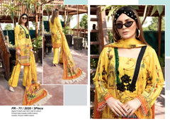 PR-71 - SAFWA PRAHA COLLECTION 3 PIECE SUIT 2020 - Three Piece Suit-SAFWA -SAFWA Brand Pakistan online shopping for Designer Dresses| SAFWA| DRESS| DESIGN| DRESSES| PAKISTANI DRESSES