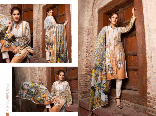 PR05 - PRAHA COLLECTION - 3 PIECE SUIT 2019