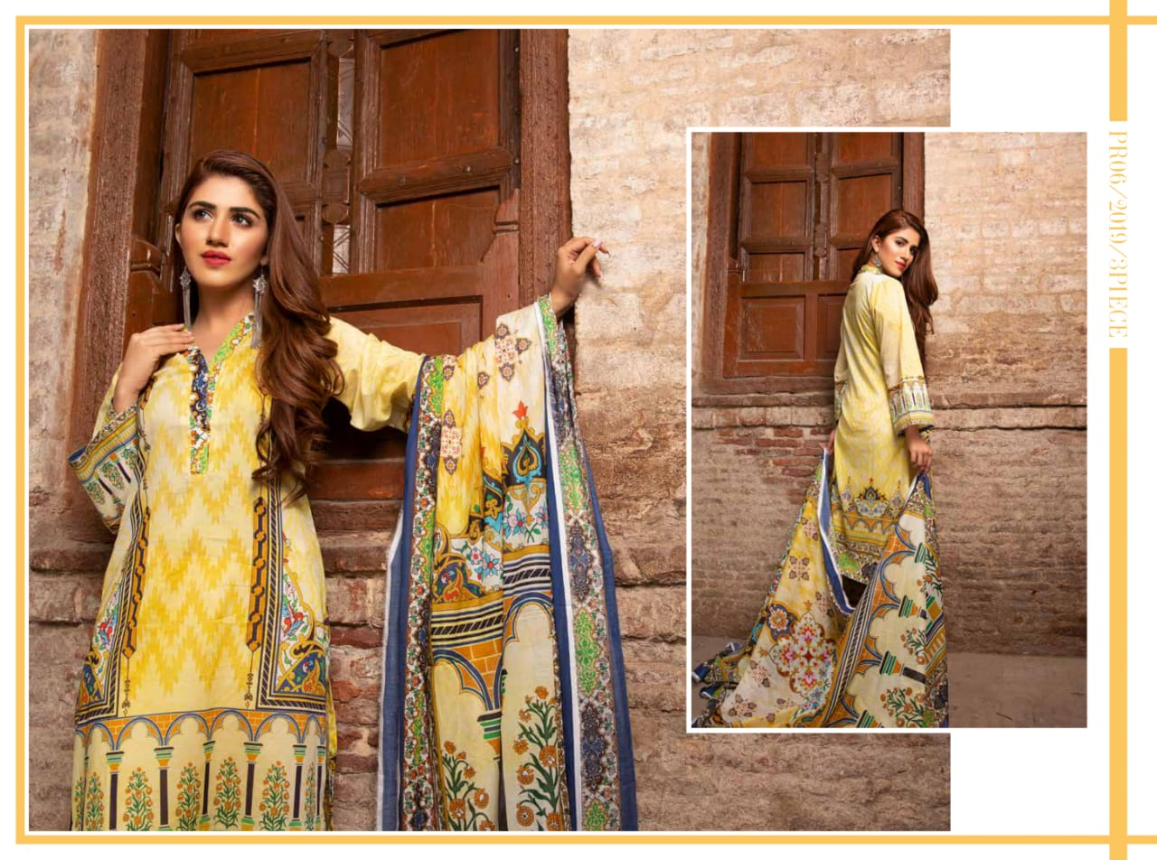 PR06 - PRAHA COLLECTION - 3 PIECE SUIT 2019