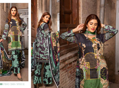 PR07 - PRAHA COLLECTION - 3 PIECE SUIT 2019