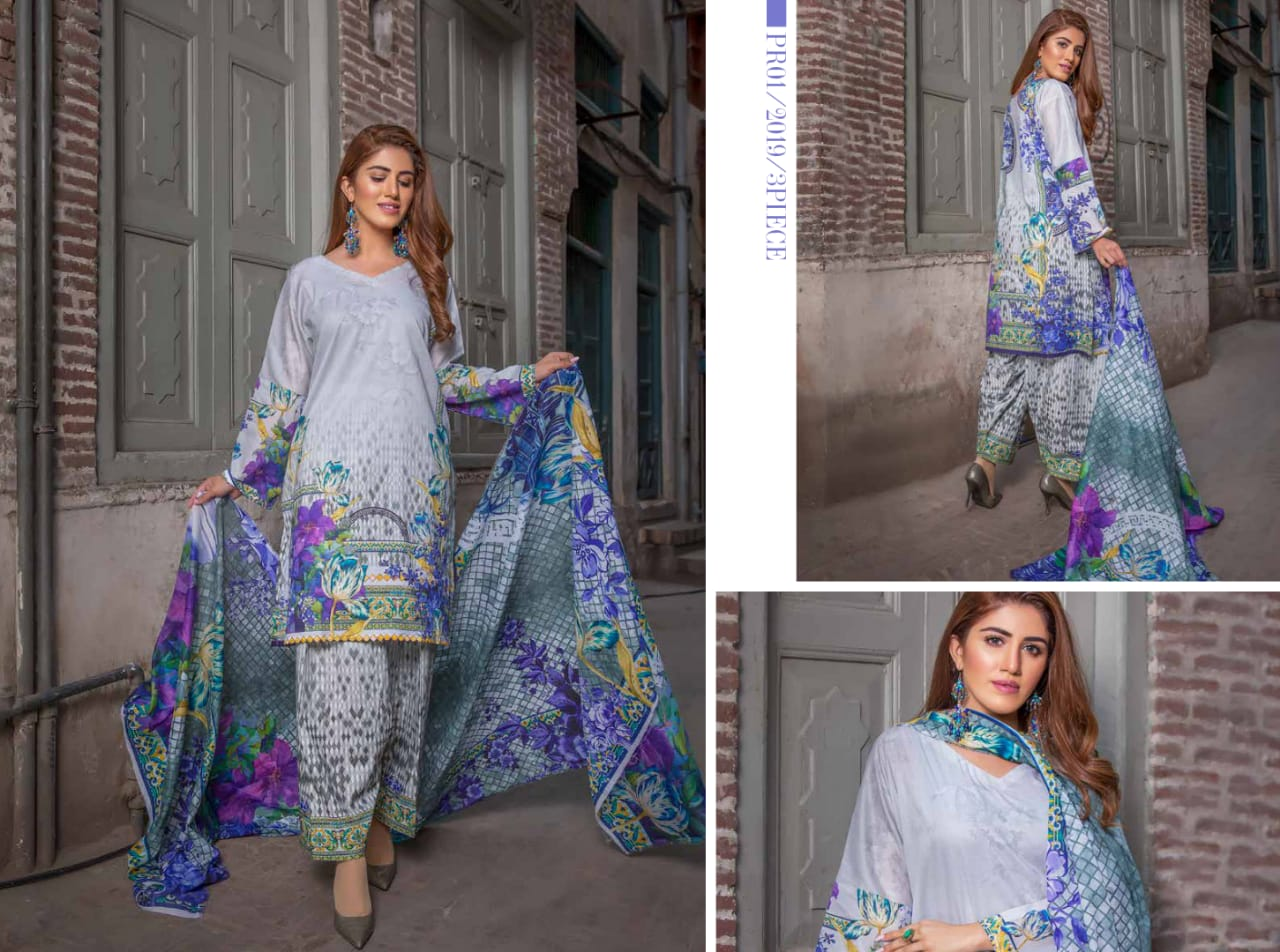 PR01-PRAHA COLLECTION 3 PIECE SUIT 2019