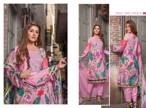 PR02 - PRAHA COLLECTION - 3 PIECE SUIT 2019