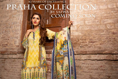 PR06-3 - PRAHA COLLECTION - 3 PIECE SUIT 2019