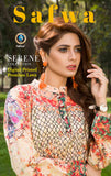SR/06 - SAFWA PREMIUM LAWN - SERENE COLLECTION - DIGITAL  - SHIRT
