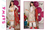 SG-04 - SAFWA GLORY COLLECTION VOL 1 - 3 PIECE SUIT