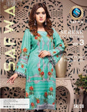 SR/28 - SAFWA PREMIUM LAWN - SERENE COLLECTION - DIGITAL  - SHIRT