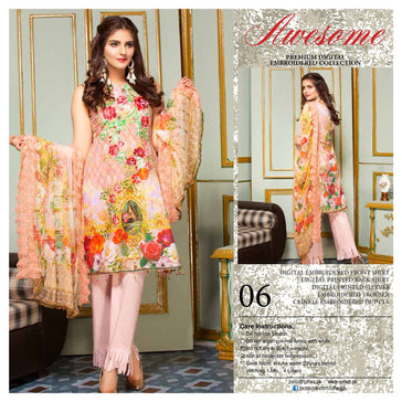 06 - AWESOME COLLECTION vol 2 - 4 PIECE SUIT