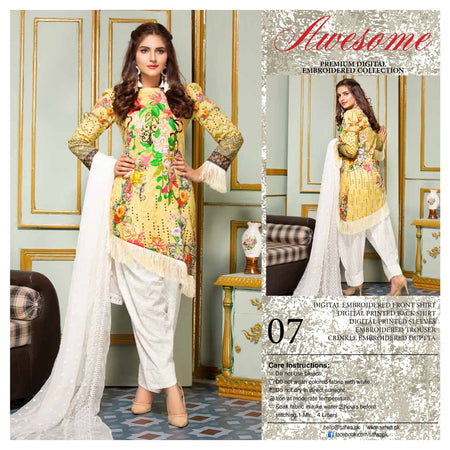 07 - AWESOME COLLECTION vol 2 - 4 PIECE SUIT