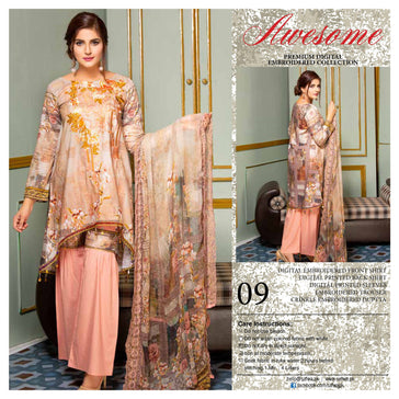 09 - AWESOME COLLECTION vol 2 - 4 PIECE SUIT